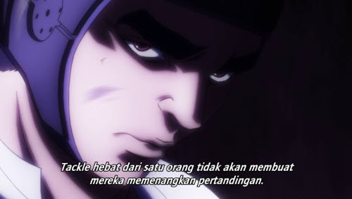 All Out!! Episode 09 Subtitle Indonesia