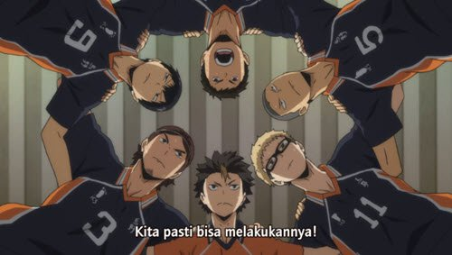 Haikyuu!! S3 Episode 09 Subtitle Indonesia