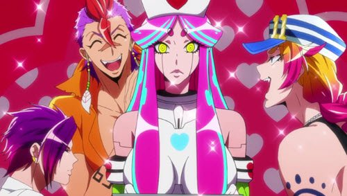 Nanbaka Episode 10 Subtitle Indonesia