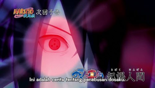 (360p) Naruto Shippuden Episode 484 Sub Indo
