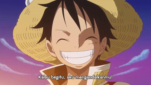 One Piece Episode 790 Subtitle Indonesia